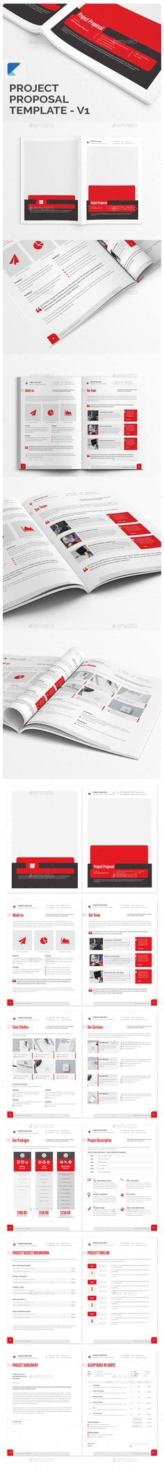 Business Proposal Template w  Resume \ Invoice 60+ Pages - professional proposal templates