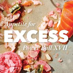 everything in excess at power ball | theartmarket.ca - canada's comprehensive art resource