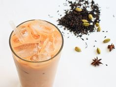 How to Make Thai Iced Tea From Scratch // wishfulchef.com