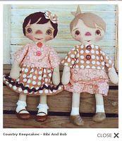 Mimin Dolls: casal simpático