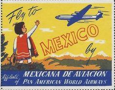 Mexico - Mexicana de Aviacion/Pan Am