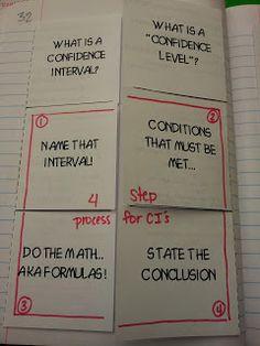 Teaching Statistics: - More Foldables! Math Teacher, Math Classroom, Teaching Math, Classroom Displays, Teacher Stuff, Teaching Ideas, Math Math, Teaching Tools, Classroom Ideas