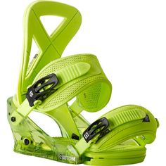 Burton uses the best technology and innovations to make some of the best snowboard bindings around, along with the best snowboards and boots. Of snowboarding brands, Burton is a binding leader. Burton Custom Snowboard, Burton Snowboard Bindings, Best Snowboards, Burton Snowboards, Winter Fun, Winter Sports, Snowboarding Brands, Skateboard Gear, Ski Equipment