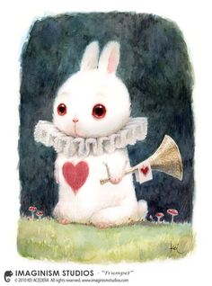 """Trumpet"" by Kei Acedera, he's so cute it almost hurts!"