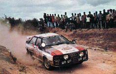 1983 M.MOUTON / F.PONS Audi Quattro