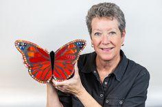 My latest mosaic done on a Skeewbacker! http://skeew.biz/products-mosaics/skeewbacker-butterfly.html