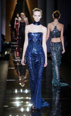 Versace Haute Couture - Otoño-Invierno 2013/2014