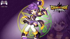 Grand Chase[BR] - Arme Maga ========================= #louzzone #grandchase #game #arme