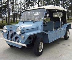 Morris Mini Moke 1967