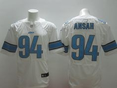nfl ELITE Detroit Lions Antwione Williams Jerseys