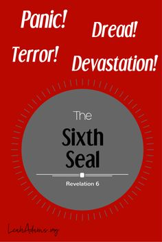 Revelation 612 17 the sixth seal the wrath of god begins revelation a bible study on the blog malvernweather Image collections
