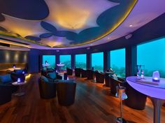 7 Underwater Restaurants and Bars Around the World : Condé Nast Traveler