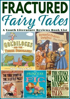 What are fractured fairy tales? Fractured fairy tales are classic fairy tales and children's stories that have been altered for a comedic effect. Fairy Tale Crafts, Fairy Tale Theme, Best Children Books, Childrens Books, Fairy Tale Activities, Fractured Fairy Tales, Fairy Tales For Kids, Classic Fairy Tales, Summer Reading Program