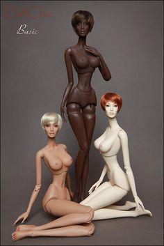 Коллекционные шарнирные куклы DollChic российские полиуретан