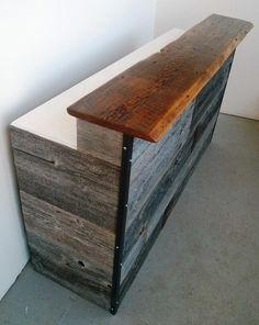 barnboardstore.com  Steel edge pieces