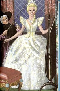 Ladybird 'Well-loved Tales' Cinderella, illustrated by Eric Winter Cinderella Pictures, Cinderella Book, Rapunzel, Eric Winter, Blue Ball Gowns, Tales Series, Ladybird Books, Vintage Fairies, Children's Book Illustration