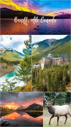 Banff, Alberta Canad