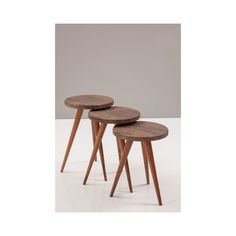 Nesting Tables By Jas Becker Cabinetmaker Inc