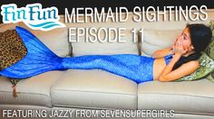 Fin Fun Mermaid Sightings | Episode 11 | Featuring: Jazzy
