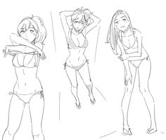 Exceptional Drawing The Human Figure Ideas. Staggering Drawing The Human Figure Ideas. Drawing Female Body, Body Reference Drawing, Drawing Reference Poses, Drawing Poses, Anime Drawings Sketches, Anime Sketch, Manga Drawing, Manga Poses, Poses References