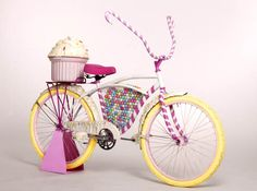 Treat Yourself with this Irresistible Candy Bike