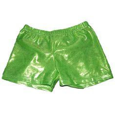 Green Sparkle Spandex