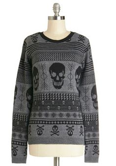 Hot topic skull sweater | Skull sweater, Hot topic and Hot topic ...