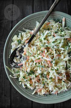 Polish Recipes, Pasta Salad, Potato Salad, Cabbage, Salads, Bob, Potatoes, Vegetables, Ethnic Recipes