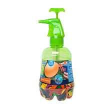 Discovery Kids Balloon Pumper - Green  This makes a great toy for our kids and a reason to have a water balloon/water fight.