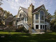 Gorgeous craftsmanship home in Ephraim, Wisconsin