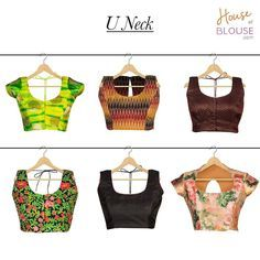 Our customer creations truly delight us! Check out these eternally classic U Neck blouses created by various cool customers. Go ahead and give our 'STYLE CREATOR' a whirl - combine in ways you can only imagine :) Get inspired and create you own at http://ift.tt/2k95tUI #customercreation #uneck #creations #trendy #blouse #customise #customdesign #love #houseofblousedotcom