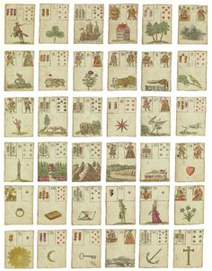 learninglenormand   learning fortune telling cards with the lenormand oracle cards