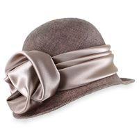 Canadian Hat Nadine - Fine Straw Cloche Hats In The Belfry edba77f00d1c