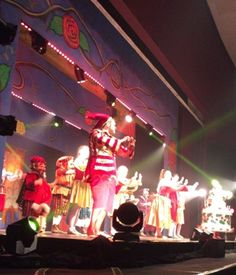 Panto magic for Birch Green - Birch Green Care Home Skelmersdale