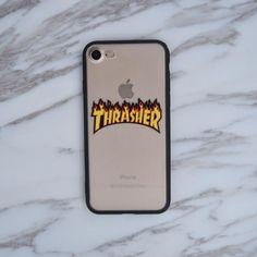 Thrasher Logo Phone Case #iphone6scase,