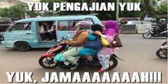 7 gambar meme lucu ibu ibu penguasa jalanan bikin ngakak