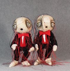 Mummies, Chatham Village Bears and Fine Art Dolls