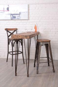 Chaises de Bar | Les chaises bar sont parfaits pour donner un ambience pleine de…