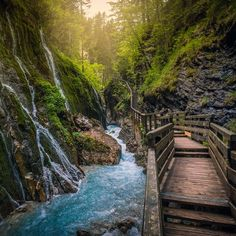 Wimbachklamm / Germany Photo by Petr Ježek — National Geographic Your Shot