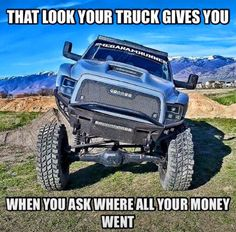 The official Diesel Brothers website. Find top diesel gear, clothing, parts, & enter for free diesel giveaways! Watch Diesel Brothers on the Discovery Channel. Jacked Up Trucks, Dodge Trucks, Cool Trucks, Big Trucks, Pickup Trucks, Lifted Chevy, Lowered Trucks, Dually Trucks, Funny Car Memes