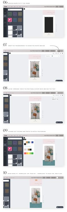 How to use Canva to Create Consistent Social Media Graphics for your Brand 1 1 Minimalist Graphic Design, Graphic Design Trends, Social Media Template, Social Media Graphics, Branding Materials, Pinterest For Business, Creative Business, Business Tips, Consistency