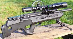 FX Bobcat .25 cal Airgun