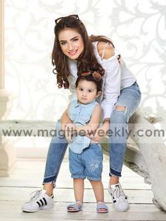 Mom Power! Alyzeh Gabol | Cover Story - MAG THE WEEKLY