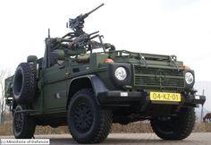 Nieuwe aanbesteding Defensie; Volkswagen Amarok