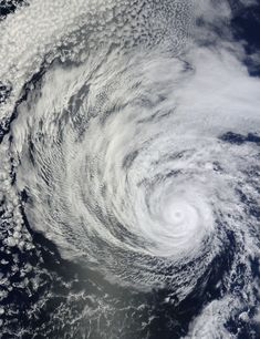 In early July 2012, two simultaneous hurricanes blew over the eastern Pacific Ocean: Hurricane Emilia and Hurricane Daniel. The first of the two storms to form, Daniel started as a tropical depression on July 4. The storm had strengthened to a Category 2 hurricane by 12:20 p.m. Pacific Daylight Time on July 8, when the Moderate Resolution Imaging Spectroradiometer (MODIS) on NASA's Terra satellite captured this natural-color image.
