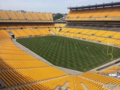 Heinz Field, Pittsburgh, PA. Home of the Pittsburgh Steelers.