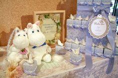 ウェルカムグッズのムーミン Tove Jansson, Moomin, Wedding Decorations, Weddings, Space, Children, Wedding, Floor Space, Young Children