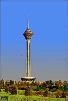 Milad Tower - Tehran - 2000 - Contem. Persian.
