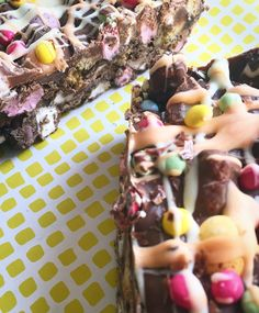 My Cookies and Cream Rocky Road recipe is a massive hit on the blog (as well as with friends I've made it for) and something I didn't think I could top when it came to tray bakes……