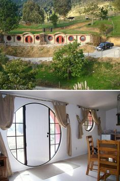 If you and your Hobbit lover don't know where to go, let me indroduce you the 'Hobbit Motel'